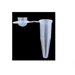 0.2ml individual PCR Tubes domed cap