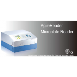 AgileReader™ ELISA Plate Reader 340-900nm, includes 340, 405, 450, 490 and 600 filters and software
