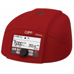 Capp Rondo Microcentrifuge 15000rpm/15600g, for 12x 1.5-2.0ml tubes