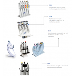 PIPETTE STAND FOR CAPP PIPETTES