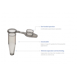 EXPELL 0.2 ML PCR TUBES