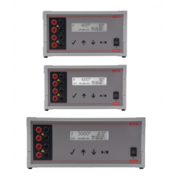 Power supply : 400V, 500mA, 50W