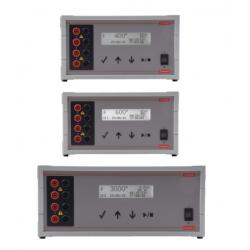 Power supply : 400V, 500mA, 50W
