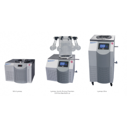 Lyotrap Laboratory Freeze-Dryers