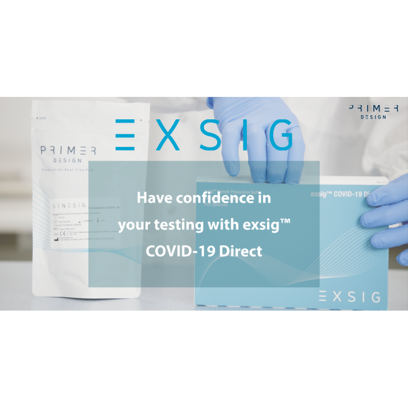 exsig™ COVID-19 Direct
