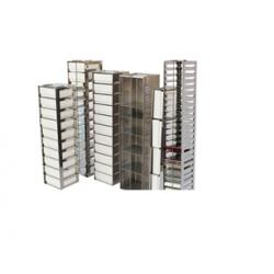 Stojany-zásobníky pro pultové hlubokomrazící boxy