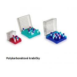 Polykarbonátové krabičky 133x133