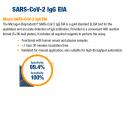 Microgen Bioproducts® SARS-CoV-2 IgG EIA